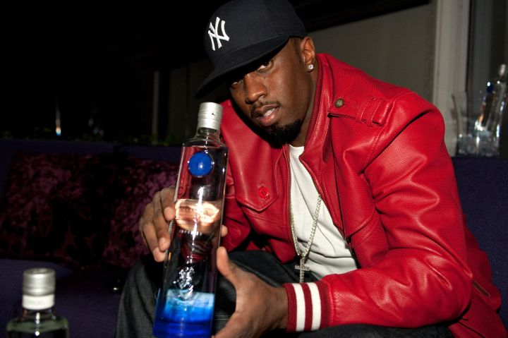 Sean 'Diddy' Combs Celebrates CIROC Last Train To Paris Promo Tour
