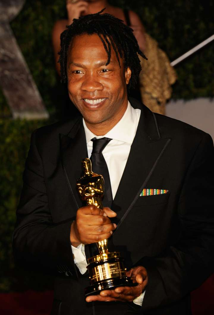 Roger Ross Williams is the first African-American filmmaker to win Best Documentary Short Subject.