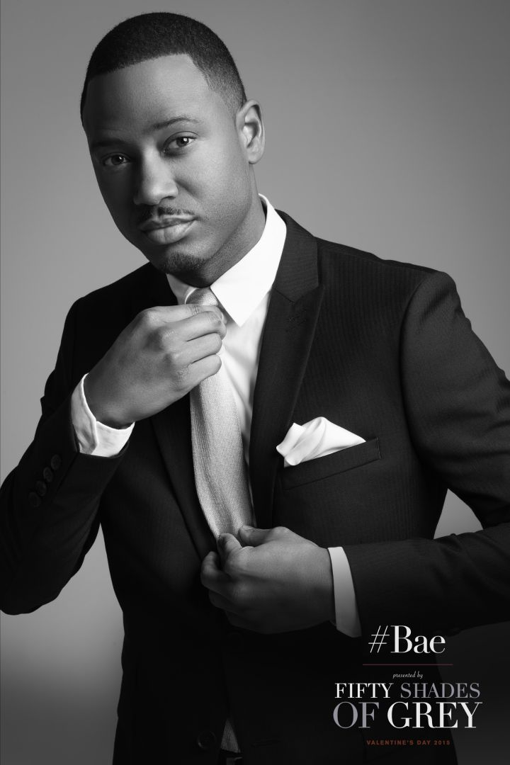 Terrence J was on his grown man ish as usual.