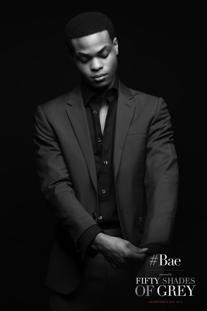 King Bach traded in his jokes for a nice three-piece ensemble.