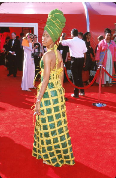 She was a vibrant stand-out at the Academy Awards.