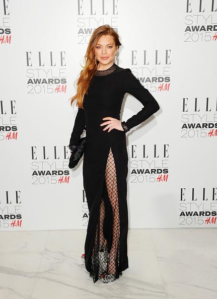 Lindsay Lohan is back.