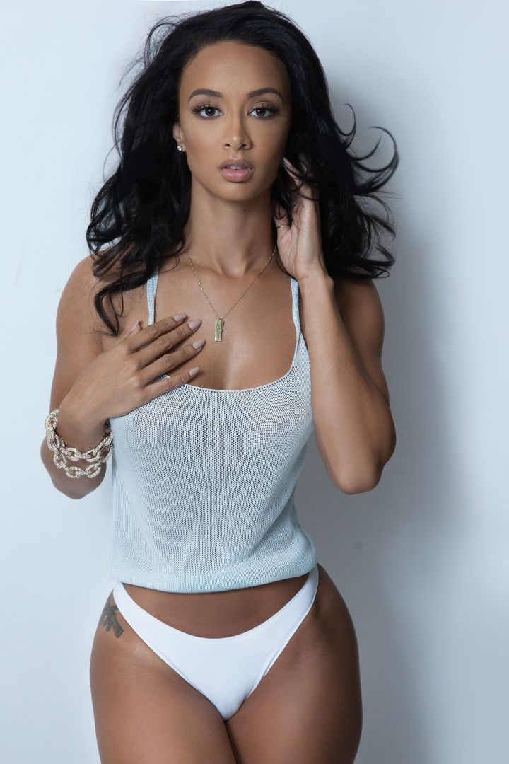 "Draya's figure is in ""Mint"" condition."