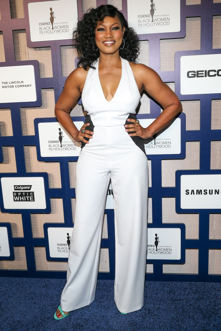 Garcelle Beauvais put all the 20-something-year-olds to shame in this jumpsuit.