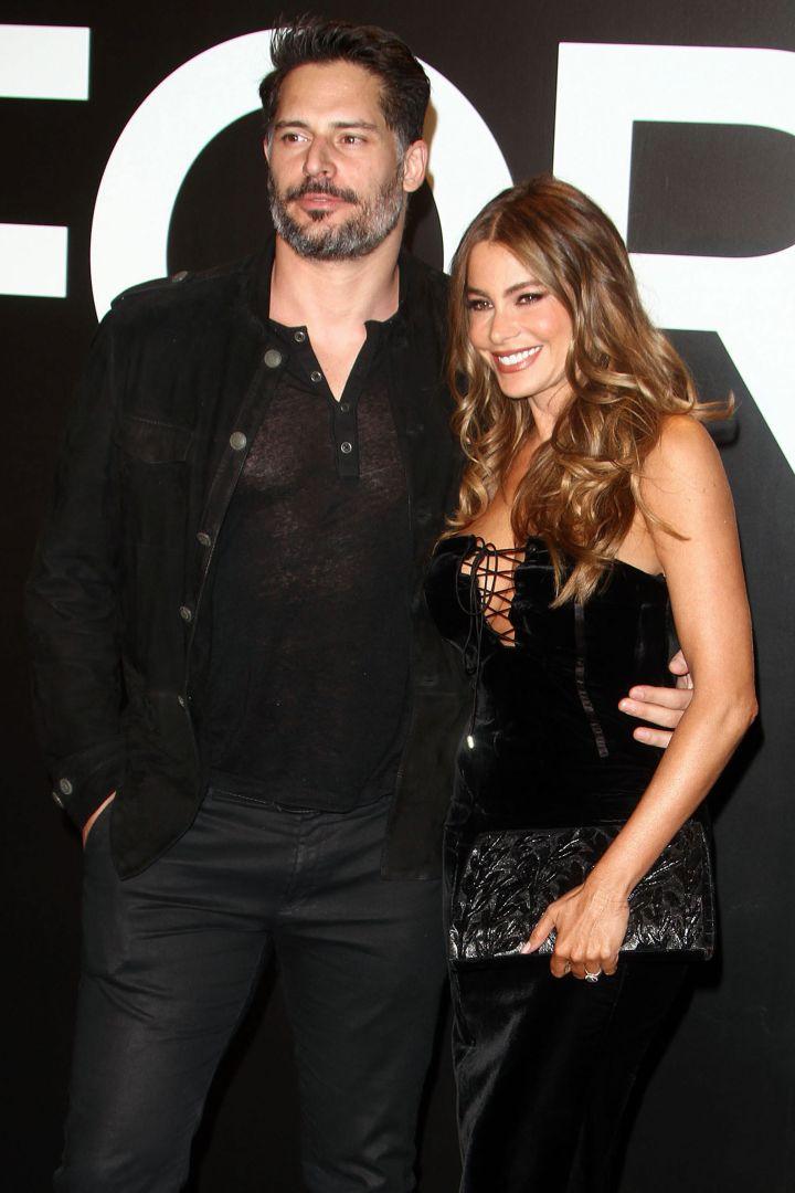 Sofia Vergara and fiance Joe Manganiello