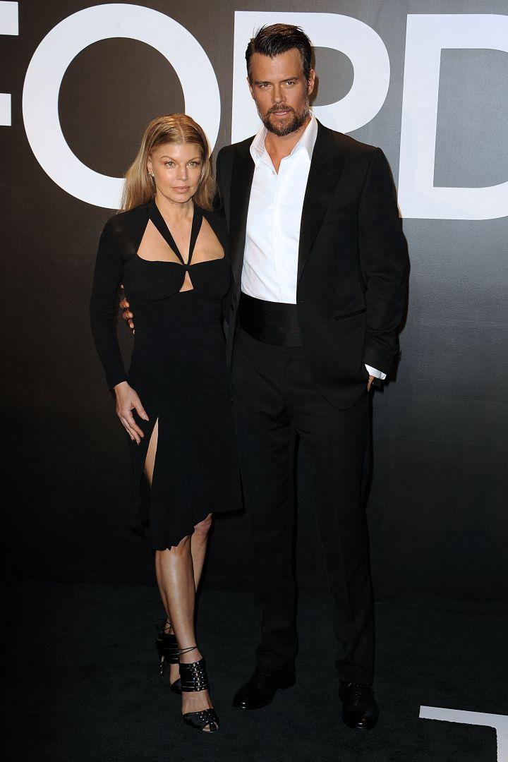 Fergie and hubby Josh Duhamel