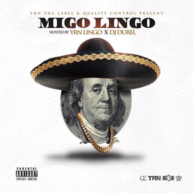 Migos Migo Lingo Cover