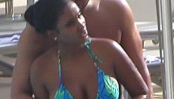 Drake And Bernice Burgos In Perth