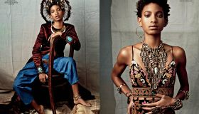 Willow Smith Appears in CR Fashion Book Issue 6