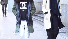 Cara Delevingne and rumored girlfriend St. Vincent seen in SoHo, NYC