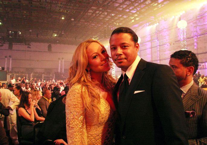 Mariah & Terrence Howard