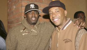 Diddy & Russell Simmons