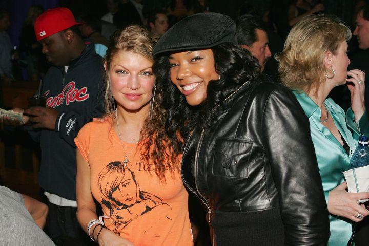 Fergie & Gabrielle Union