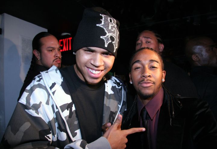 Don't Chris Brown & Omarion Look Like Babies?