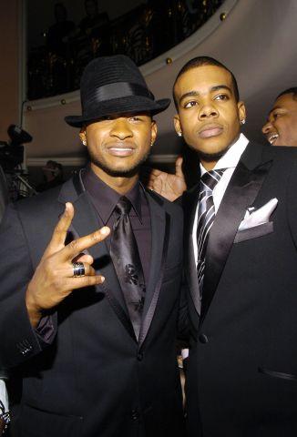 Usher & Mario