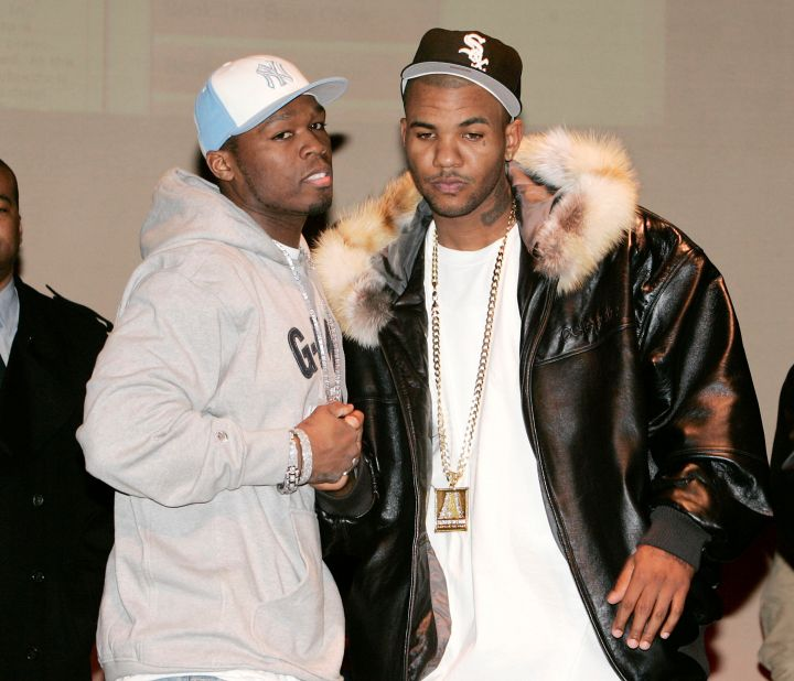 50 & The Game…When They Were Friends.