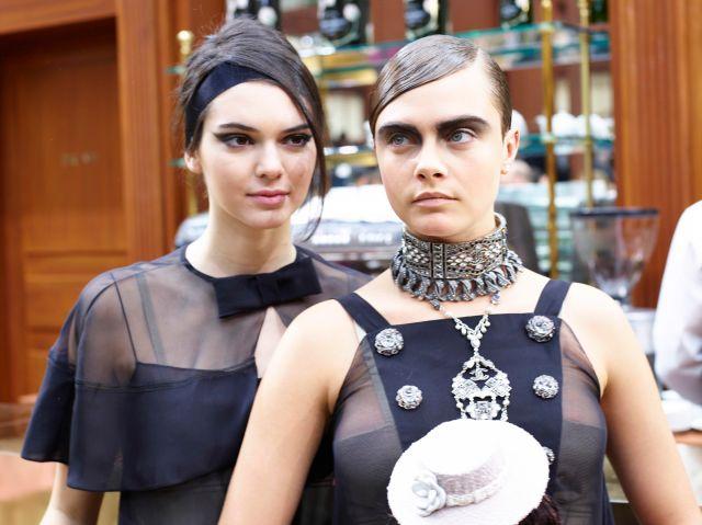Chanel : Runway- Paris Fashion Week