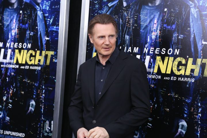 """Growing up in Ireland, acting was not an acceptable career for Liam Neeson. The actor attended college before dropping out and traveling to America to follow bigger dreams. Although he describes himself as a """"proud Irishman,"""" he became an American citizen in 2009."""