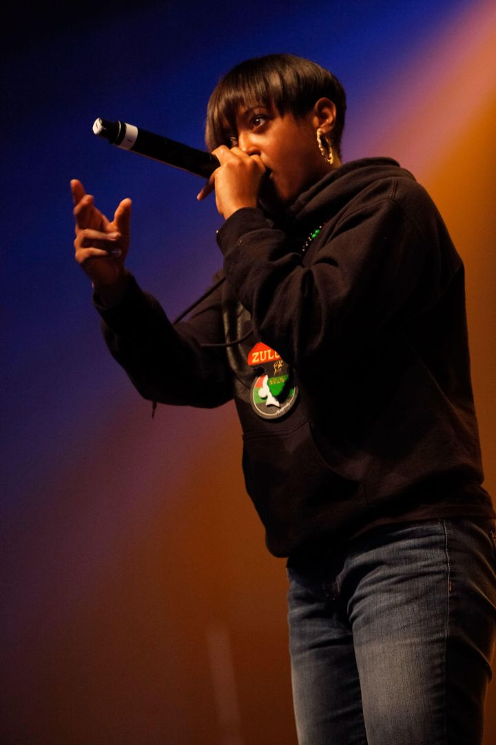 Rapsody's a member of Zulu Nation, a hip-hop-based organization founded by Afrika Bambaataa and rooted in the ideals of the Nation of Islam and the Nation of Gods and Earths.