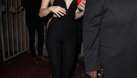 Miley Cyrus leaving The Laugh Factory
