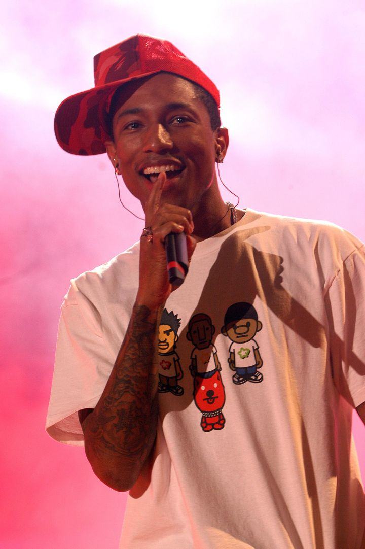 Bape became successful thanks in large part to Pharrell's co-sign early on.