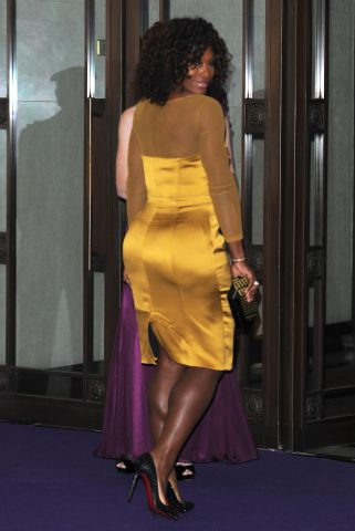 Serena Williams at The Wimbledon Championships 2012 Winners Ball