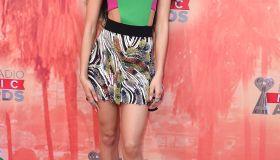 Zendaya at 2015 iHeartRadio awards.