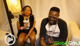 t-pain globalgrind interview with Brittany lewis