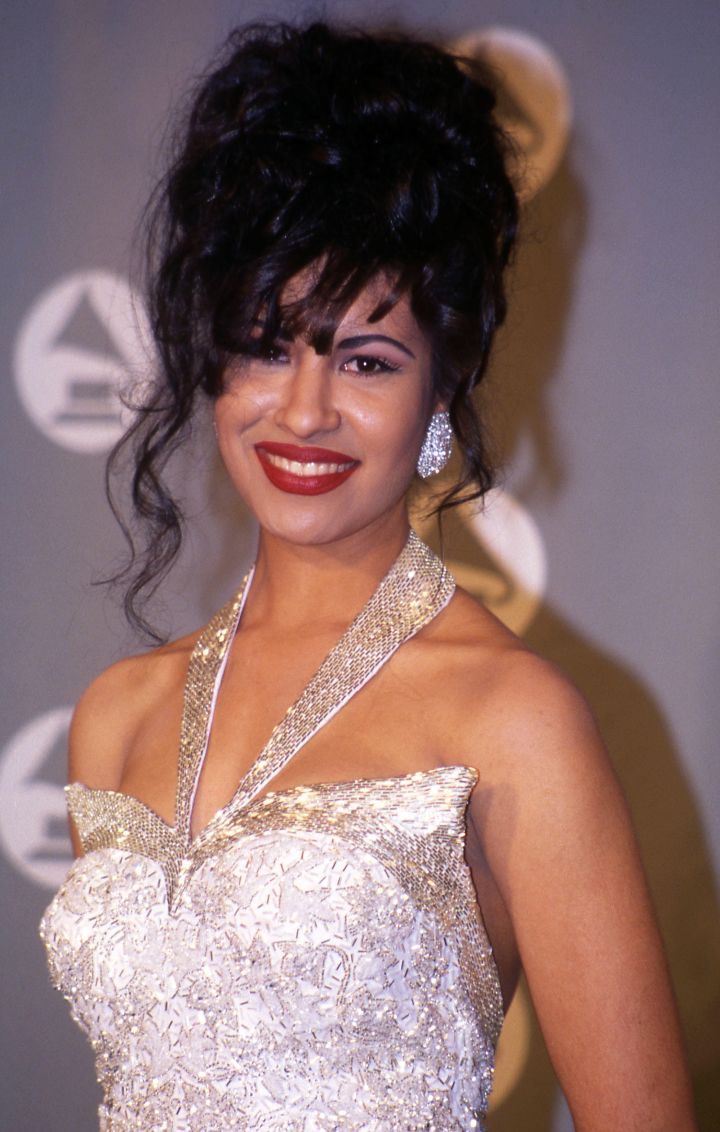 Selena Quintanilla (age 23): killed by her fan club's president, Yolanda Saldívar, in 1995.