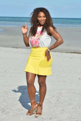 Serena Williams Wins Sony Open Tennis 2013