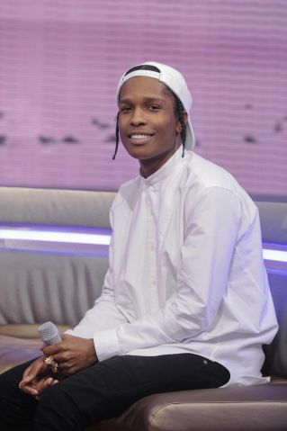 A$AP Rocky and Elle Varner Presents 2013 BET Awards Nominations