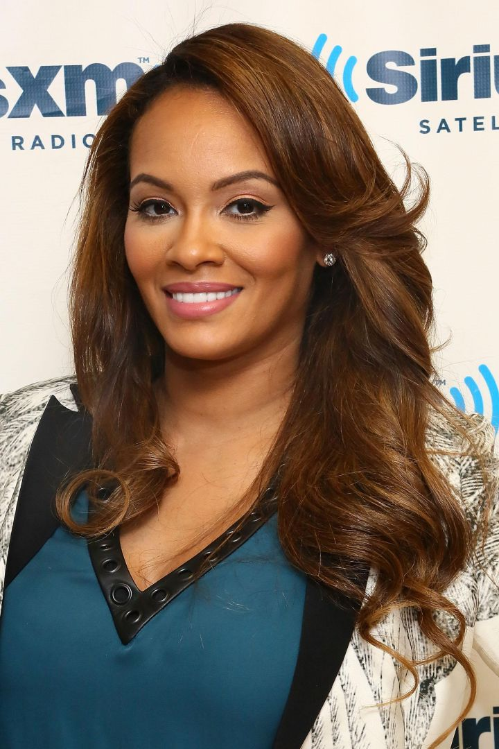 Evelyn Lozada gave birth to Carl Leo Crawford Jr. at the age of 38.