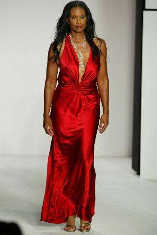 NYC: Olympus Fashion Week - Bryant Park