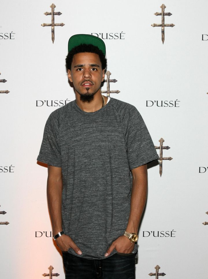 J. Cole has worked as a newspaper ad salesman and a bill collector, in addition to dressing as a kangaroo while working at a skating rink.