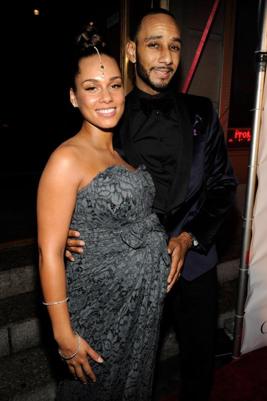 Alicia Keys & Swizz Beatz