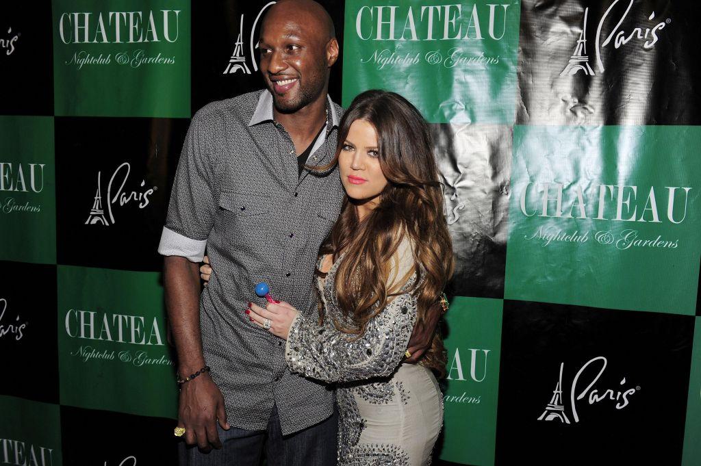Khloe Kardashian Odom Celebrates Her 27th Birthday At Chateau Nightclub & Gardens