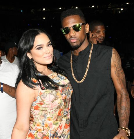 Emily B. and Fabolous at On The Run Tour - MetLife Stadium