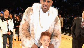 Fabolous and Johan Attend The 64th NBA All-Star Game 2015