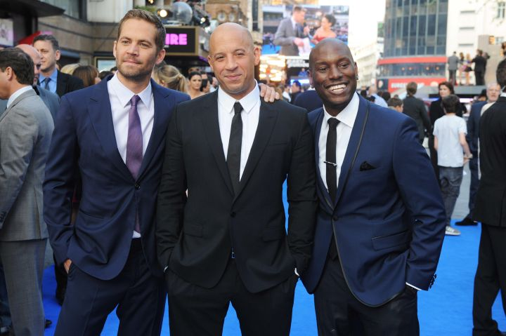 """The """"Fast & Furious 6"""" premiere. (2013)"""