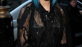 Kesha at the AMA's.
