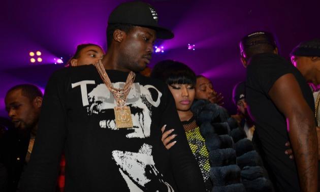 Meek Mill & Nicki Minaj