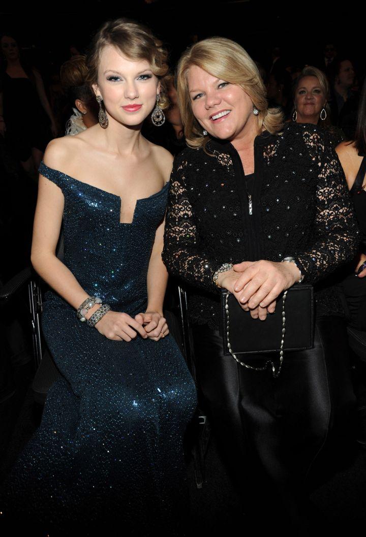 Taylor Swift's mom, Andrea Swift.