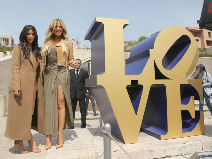 """Who knew Armenia also had a """"Love"""" sign?"""