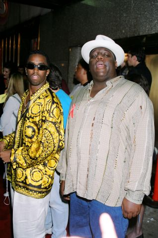 Sean Diddy Combs & Notorious BIG
