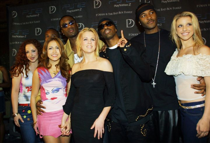 112 & Diddy's short-lived pop group Dream.