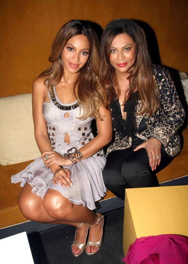 Beyonce x Mama Knowles.