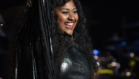 jazmine sullivan performs in miami
