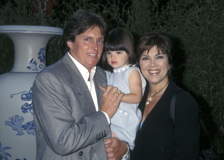 Things turned around for Bruce when he met Kris. So it's no surprise, they married just 5 months after they met in 1990.