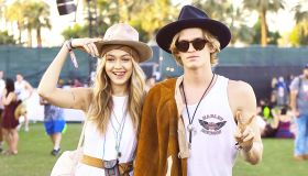Coachella Weekend 2 - Gigi Hadid & Cody SImpson