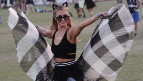 Coachella Weekend 2 - Paris Hilton